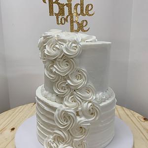 Wedding & Grooms Cakes