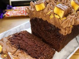 Crunchie loaf cake!