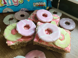 Party rings flapjack!