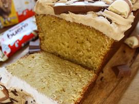 Kinder loaf cake!