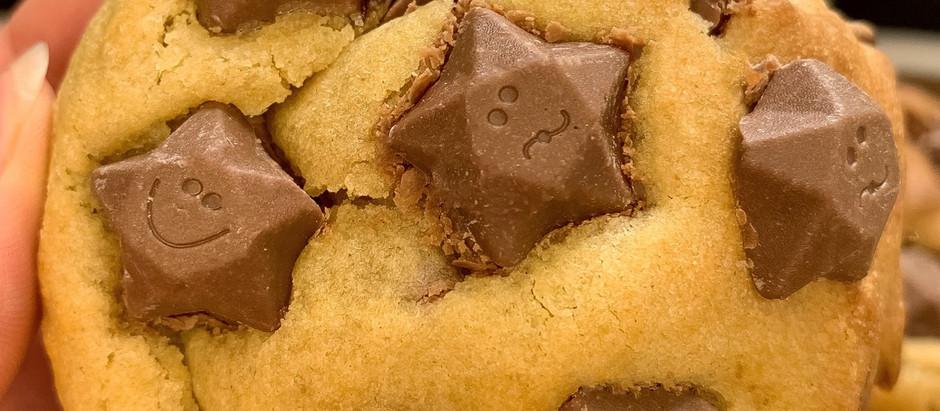 Milkyway stars cookies!