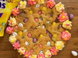 Mini egg sharing cookie!