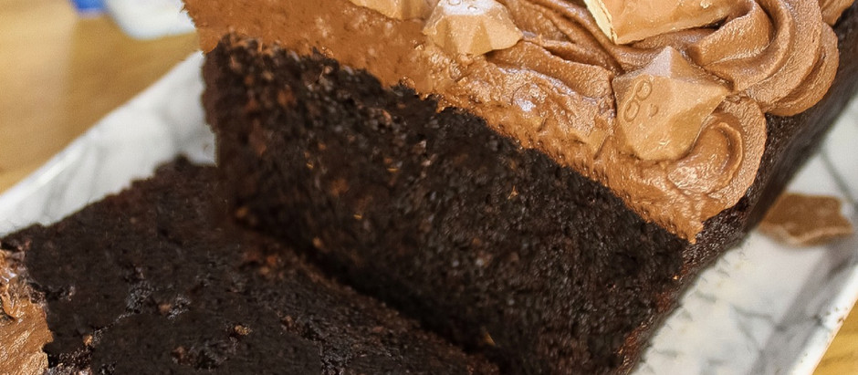 Milkyway loaf cake!