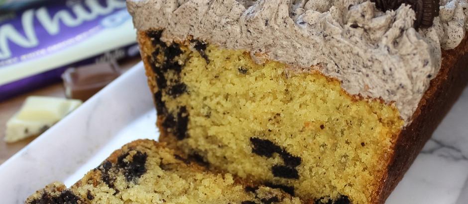 Oreo loaf cake!