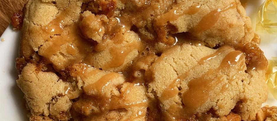 Werther's Original sticky toffee cookies!
