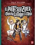 portada profesor ziper y su fabulosa guitarra