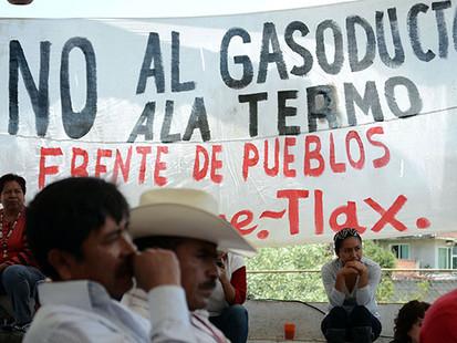 La resistencia de un pequeño pueblo al Proyecto Integral Morelos