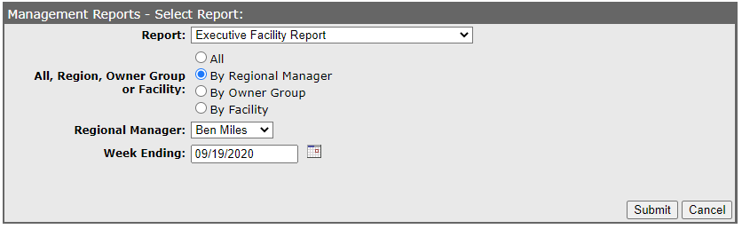Reports Select