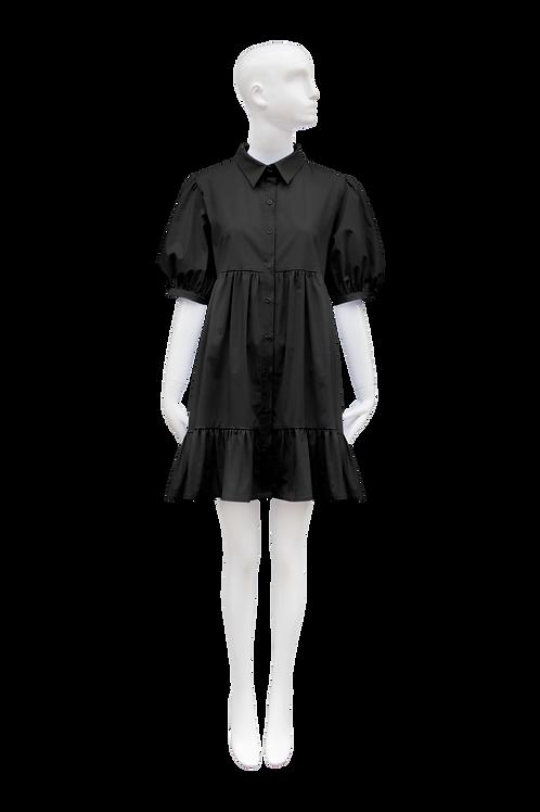 Francisca Dress_black