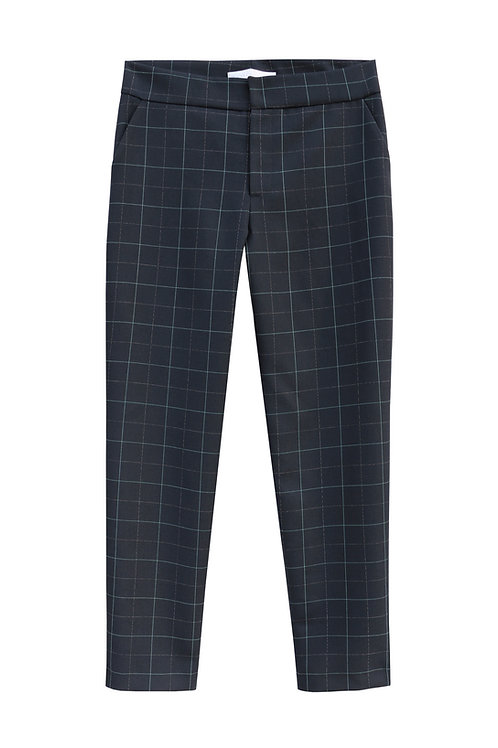 Tailored Pants - Gingham