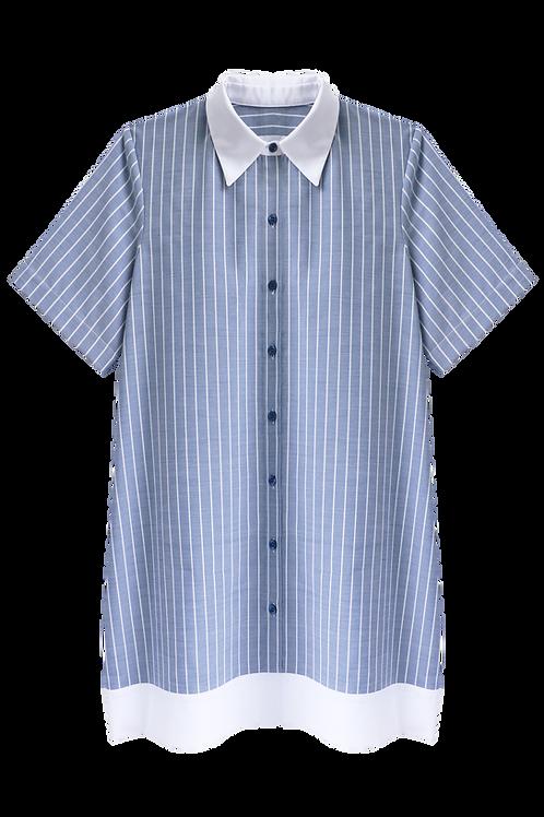 Isabella Dress - Stripes