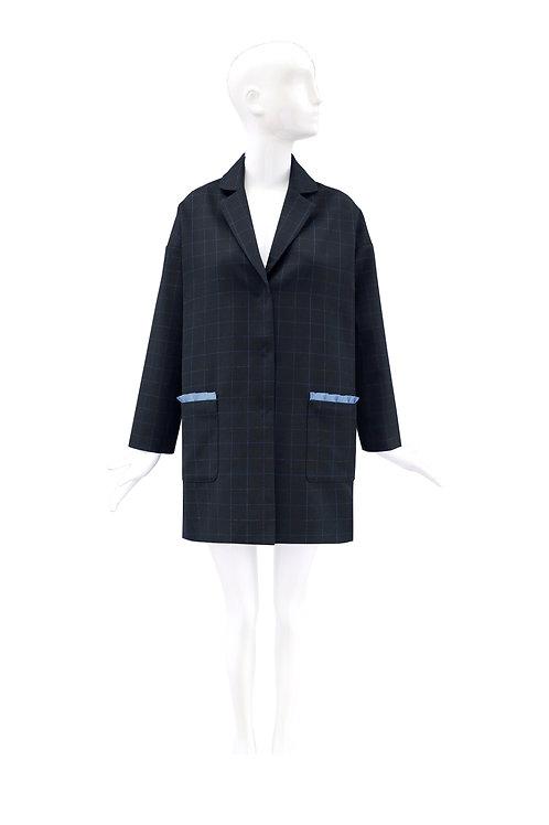 Oversized Coat_light blue