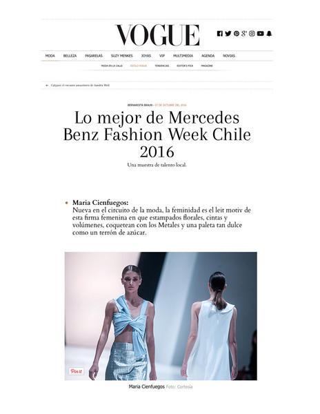 Vogue México & Latinoamérica