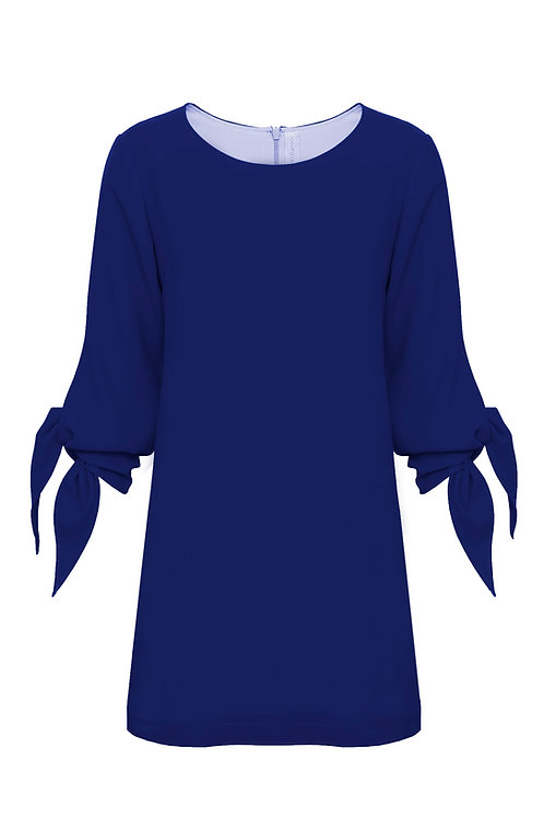 Alexandra Dress - Cobalt Blue