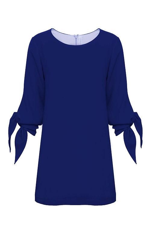 Alexandra Dress - Cobalt Blue