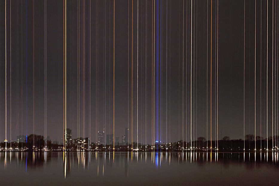 Kralingse plas - Skylights