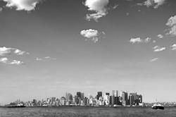 New York - Manhattan aan de Maas