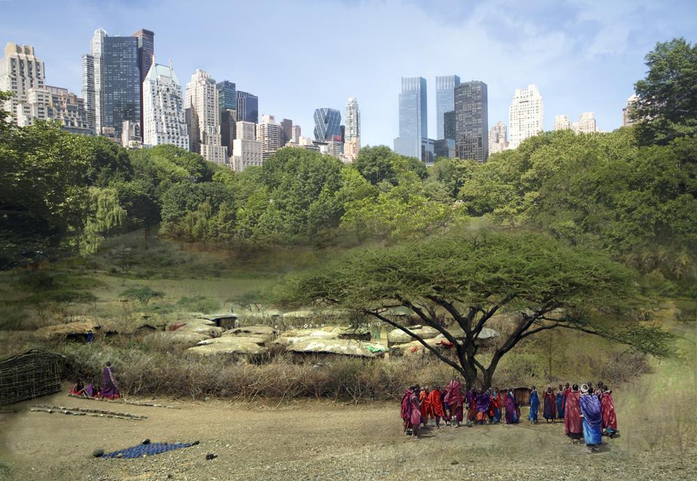 New York/Masai