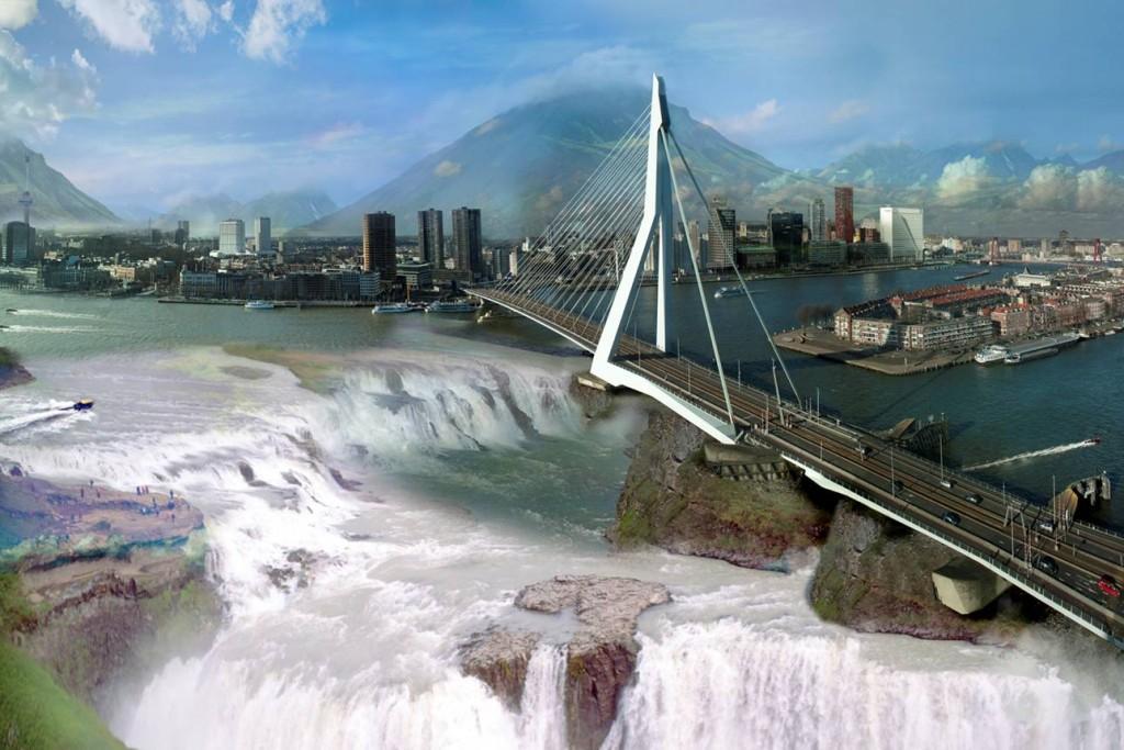 Waterval Rotterdam