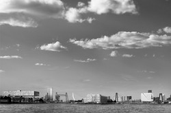 Rotterdam - Manhatten aan de Maas