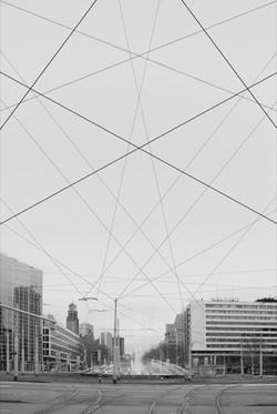 Coolsingel - Hofplein lijnen