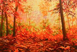 Rode herfst