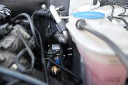 Impianto Gpl - Audi A5