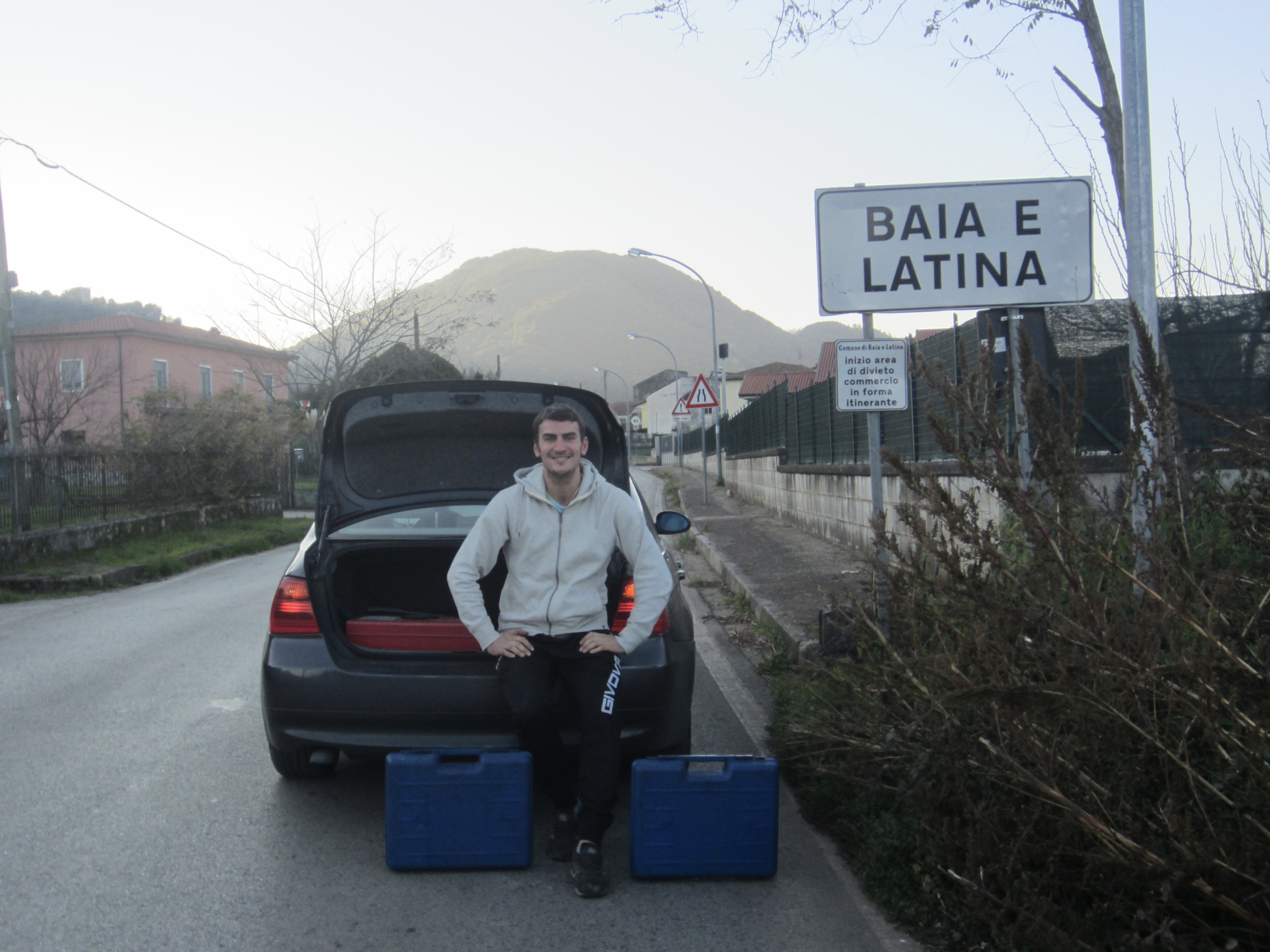 Baia e latina (Caserta)