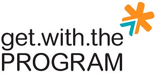 Get with the Program logo