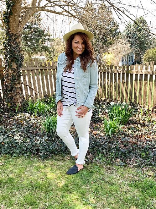 Blair ECRU Jeans