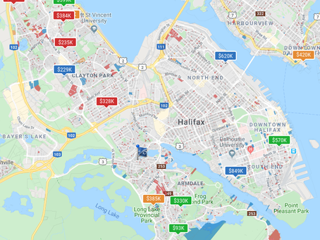 Moving to Halifax?