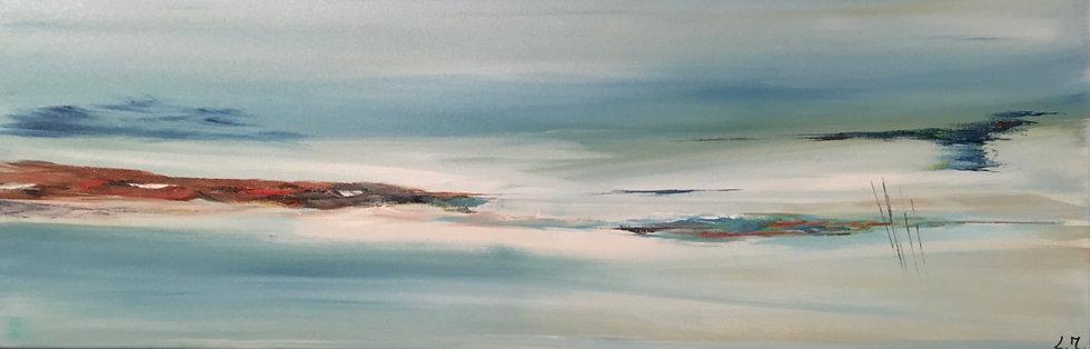 """L. Massou, """"Bleu de ciel, bleu de mer"""""""