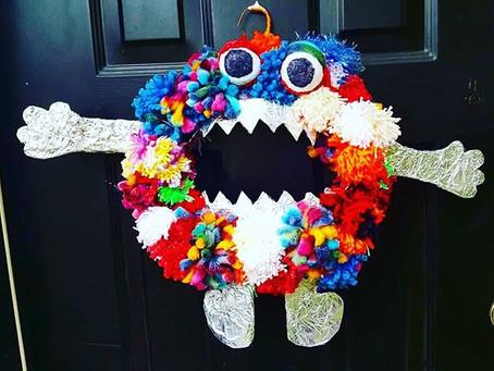 Monster Wreath!