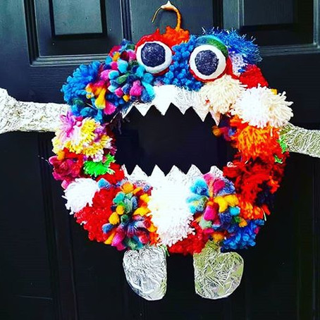 Monster Wreath!