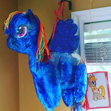 Pony Piñata