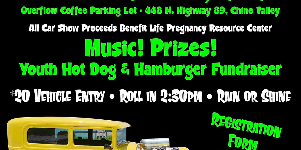 3rd Annual Righteous Rods Car Show - After View !!