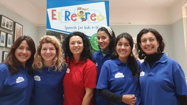 El Recreo team