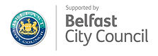 logo - Supported by Belfast City Council