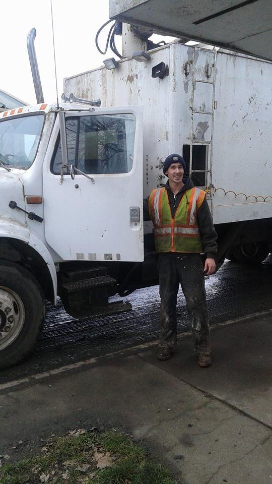 Benji Burgess, Utility Associate