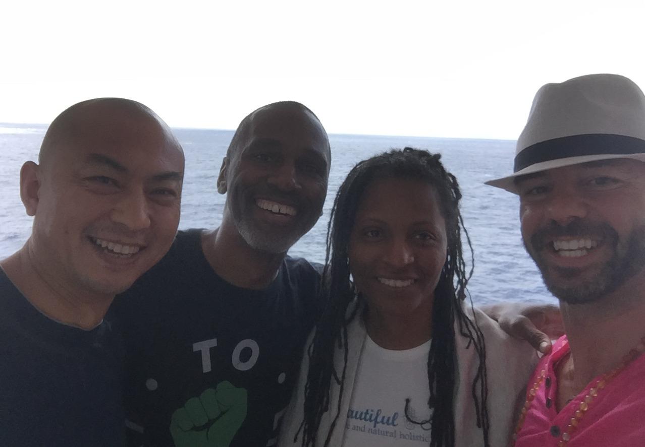 Healers at Holiday at Seas