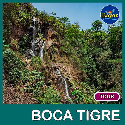 Tour Boca Tigre