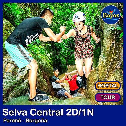 Selva Central 2D1N Perene y Borgoña