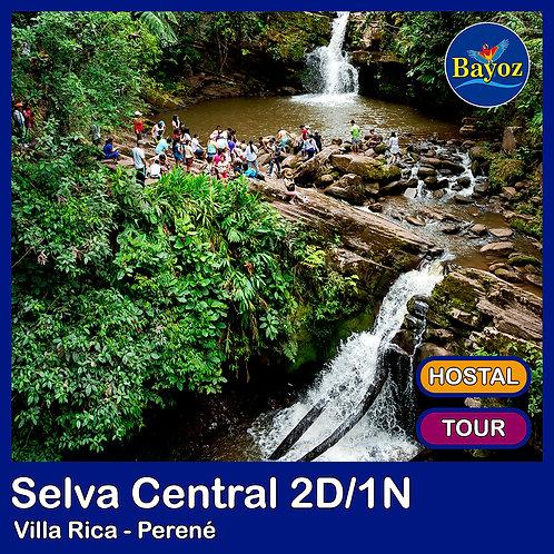 Selva Central 2D1N Villa Rica y Perené