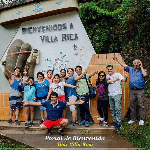 TOUR VILLA RICA / BAYOZ TOURS / SELVA CENTRAL