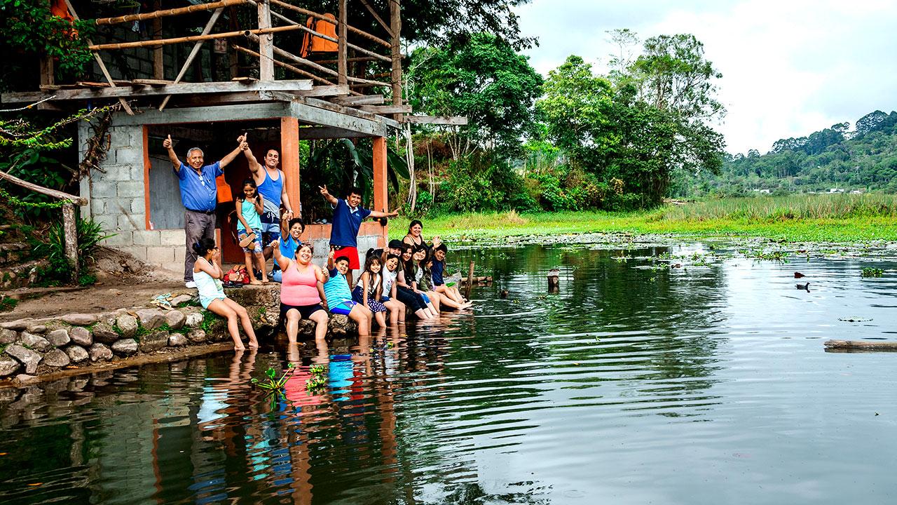 Laguan El Oconal