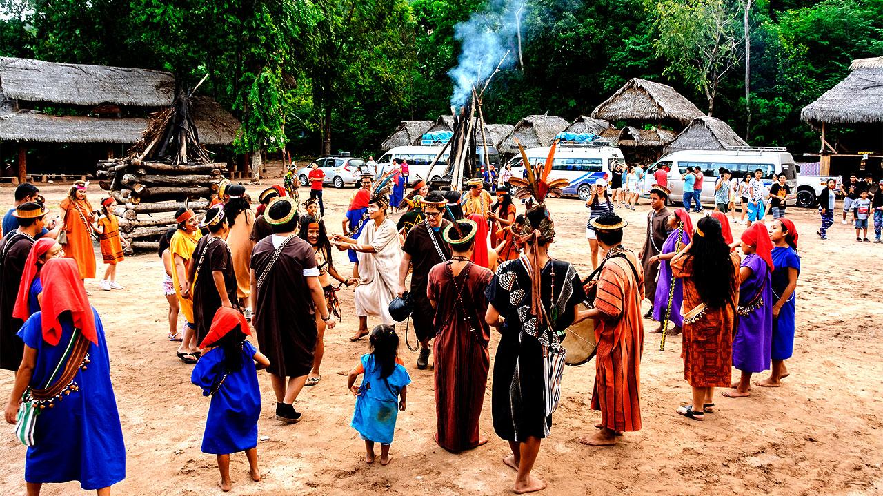 Comunidad Nativa Ashaninka