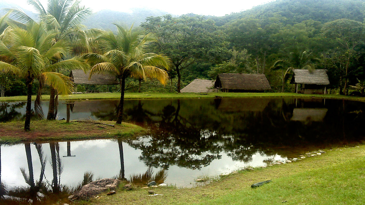 Laguna Kimococha