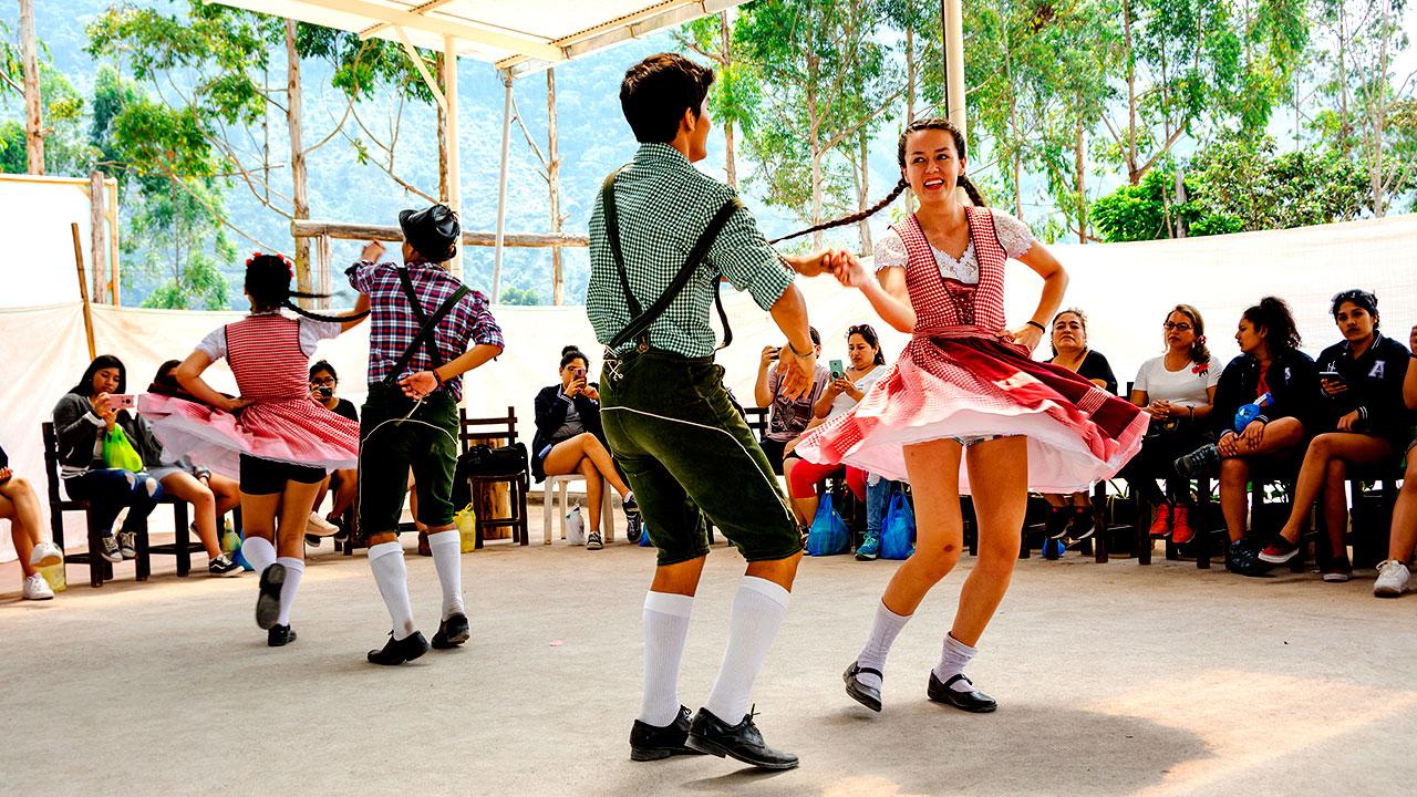 Baile Típico Austro Alemán