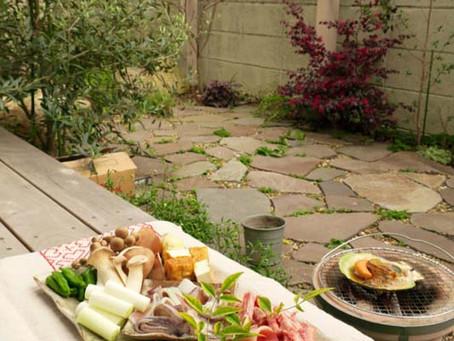 庭を考える ≒ 暮らしを考える