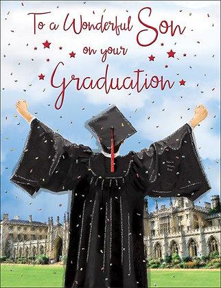 Son Graduation